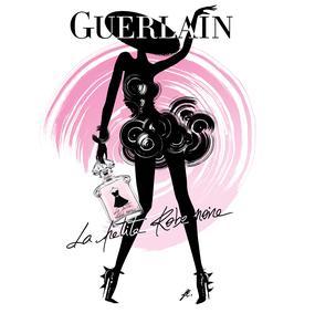 Постер Guerlain La Petite Robe Noire Eau de Toilette