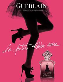 Постер Guerlain La Petite Robe Noire Modèle 2