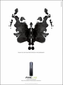 Постер Axe Lab