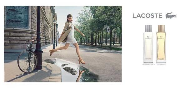 Постер Lacoste Pour Femme Légère