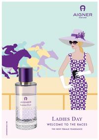 Постер Aigner Ladies Day