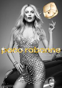 Постер Paco Rabanne Lady Million Eau de Toilette
