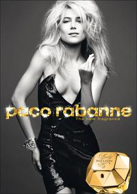 Постер Paco Rabanne Lady Million