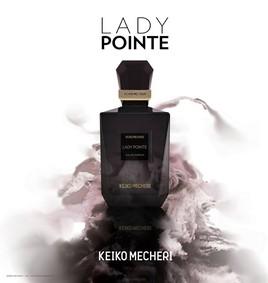 Постер Keiko Mecheri Lady Pointe