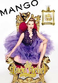 Постер Mango Lady Rebel Dance Queen