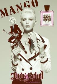 Постер Mango Lady Rebel