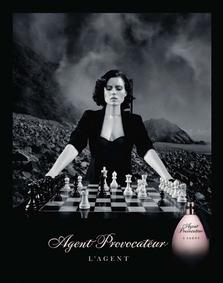 Постер Agent Provocateur L'Agent