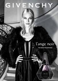 Постер Givenchy L'Ange Noir