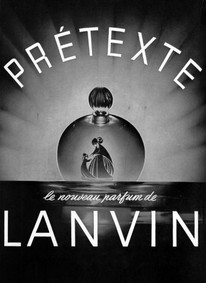 Постер Lanvin Pretexte