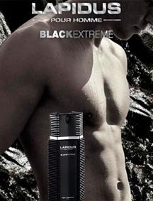 Постер Ted Lapidus Lapidus pour Homme Black Extreme
