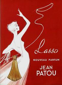 Постер Jean Patou Lasso