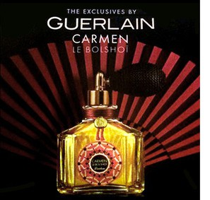 Постер Guerlain Le Bolshoi Carmen