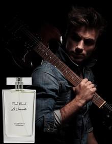 Постер Claude Marsal Parfums Le Concerto