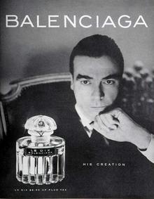Постер Balenciaga Le Dix