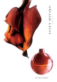 Постер Issey Miyake Le Feu d'Issey