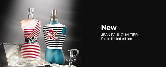 Постер Jean Paul Gaultier Le Male Pirate Edition