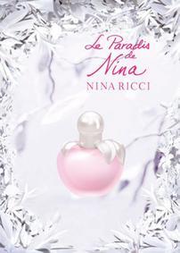 Постер Nina Ricci Le Paradis de Nina