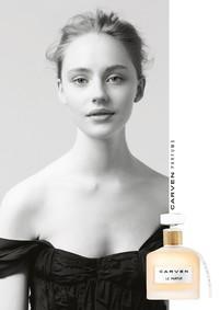 Постер Carven Le Parfum