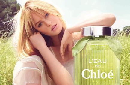 Постер Chloe L'eau de Chloé