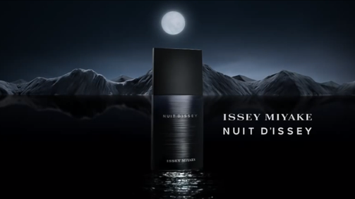 Постер Issey Miyake L'Eau d'Issey Nuit D'issey