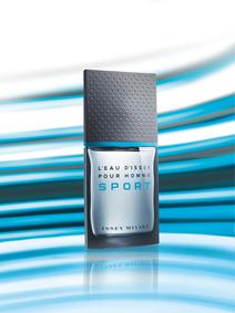 Постер Issey Miyake L'Eau d'Issey pour Homme Sport