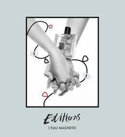 Постер Miller Harris L'Eau Magnetic