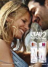 Постер L'eau2 Kenzo pour Femme