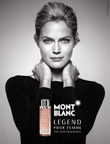 Постер Montblanc Legend pour Femme