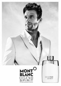 Постер Montblanc Legend Spirit