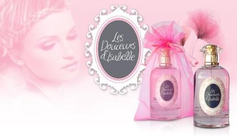 Постер Les Parfums de Grasse Les Douceurs d'Isabelle Mûre Musc