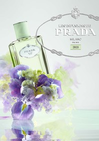 Постер Prada Les Infusions: Infusion d'Iris