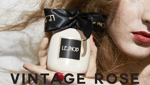 Постер Les Parfums de Rosine Lesnob N° II Vintage Rose