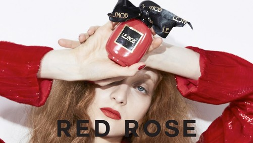 Постер Les Parfums de Rosine Lesnob N° III Red Rose