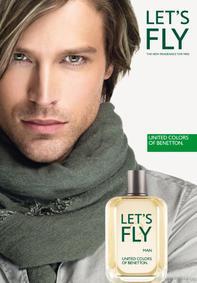 Постер Benetton Let's Fly