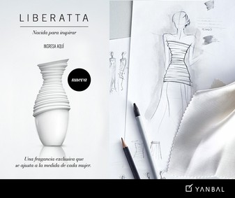 Постер Yanbal Liberatta