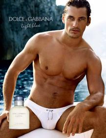 Постер Dolce&Gabbana Light Blue pour Homme