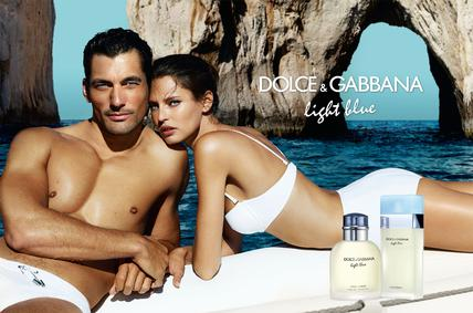 Постер Dolce&Gabbana Light Blue