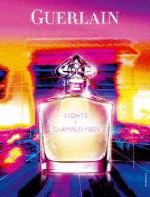 Постер Guerlain Lights Of Champs-élysées