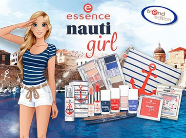 Постер Essence Like a Nauti Girl