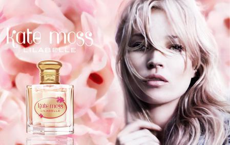 Постер Kate Moss Lilabelle