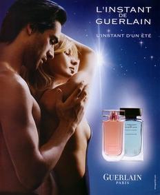 Постер L'instant de Guerlain : d'Un Été