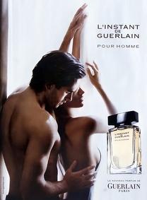 Постер L'instant de Guerlain pour Homme