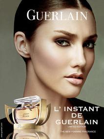 Постер L'instant de Guerlain