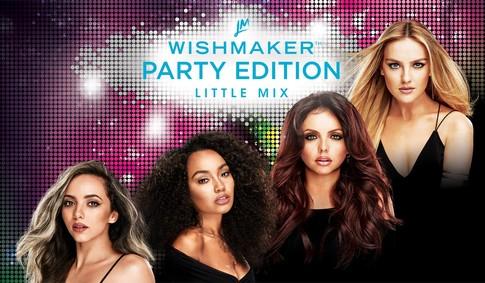 Постер Little Mix Wishmaker Party Edition