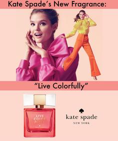 Постер Kate Spade Live Colorfully