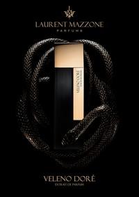 Постер LM Parfums Veleno Doré
