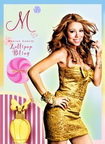 Постер Mariah Carey Lollipop Bling Honey