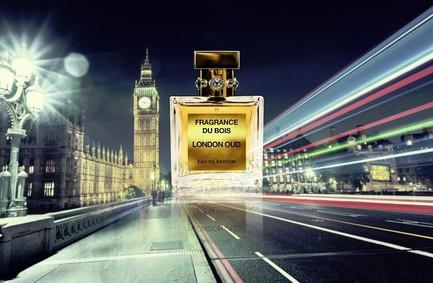 Постер Fragrance Du Bois London Oud