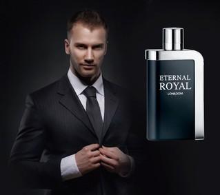 Постер Lonkoom Parfum Eternal Royal