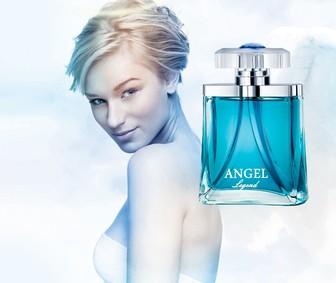 Постер Lonkoom Parfum Legend Angel
